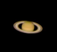 Saturn ISO 200 0.2 sec 08052015